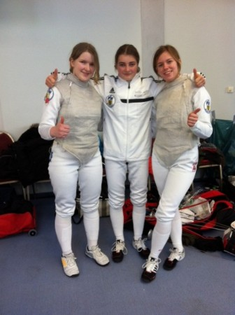 23.01.2016 | Jena | 11. Fair-Resort-Cup Int. A-Jugend Damenflorett Qualifikationsturnier